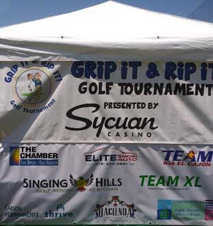 Grip it and Rip it event